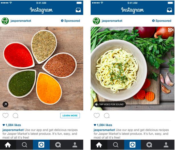 La publicidad de Instagram llega a 30 nuevos países, incluido España y México