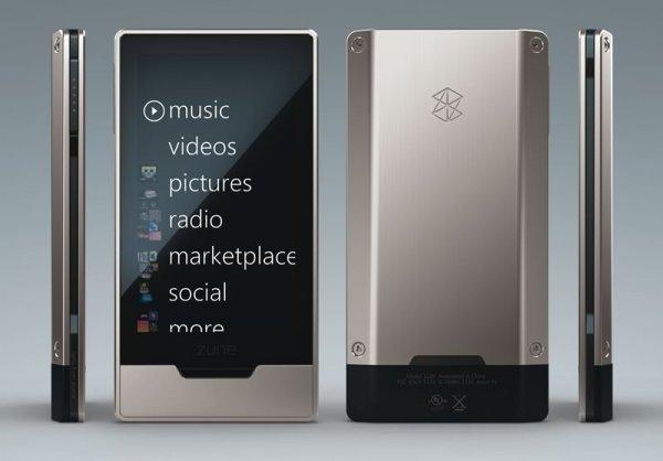 Microsoft anuncia el fin de Zune y centra esfuerzos en Groove Music