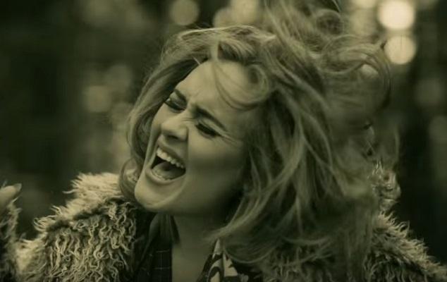 Adele bate el récord de visitas en Vevo y destrona a Taylor Swift
