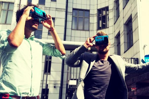 Sesión de Realidad virtual en BIME: ¿Cómo afectará el mundo de los eventos?