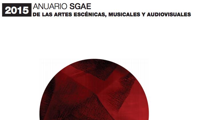 La Fundación SGAE ha presentado el 'Anuario SGAE 2015'