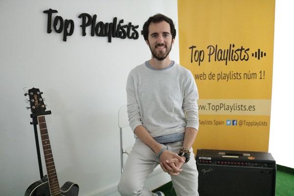 Conoce a uno de los curadores independientes de playlists de mayor impacto: Bruno Navarro