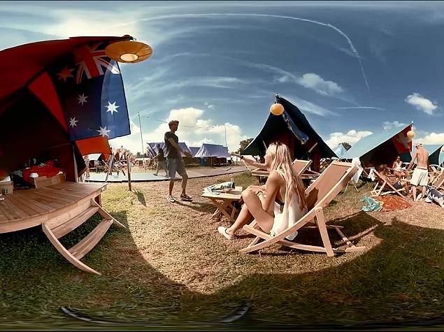 Youtube hará su primera emisión en directo de vídeo 360º en el Coachella