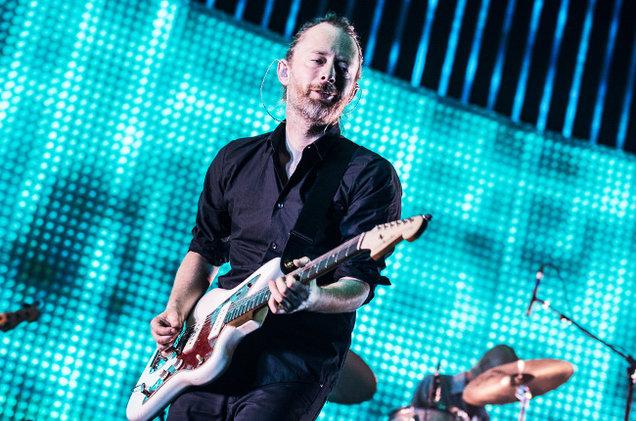 Radiohead desaparece de Internet