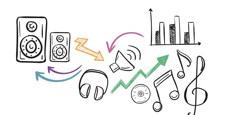 El 63% de los internautas españoles solo consumen música gratuita