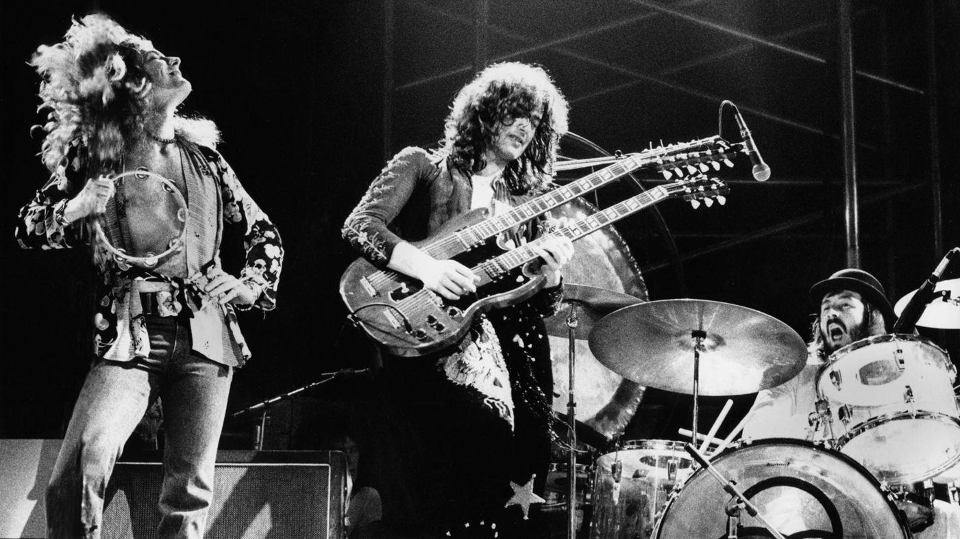 """Led Zeppelin gana juicio sobre plagio de """"Stairway to Heaven"""""""