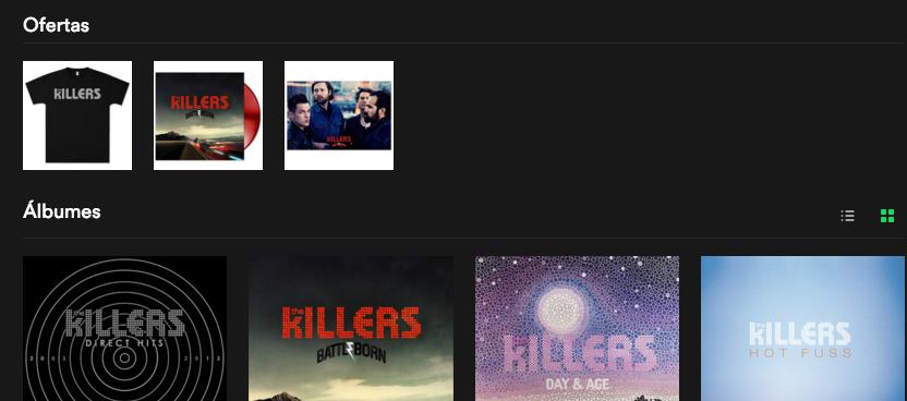 merchbar the killers
