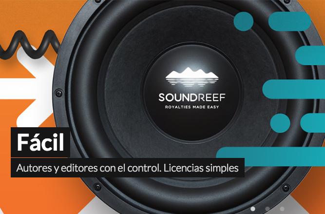 Soundreef lanza este mes de junio el servicio Live en España