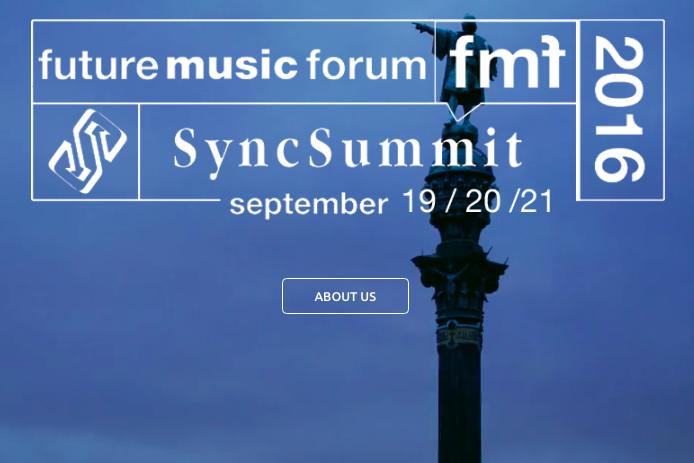 Todo preparado el Future Music Forum Barcelona 2016