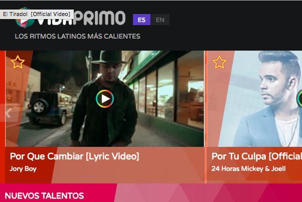 Cinq Music y VidaPrimo se expanden a Colombia