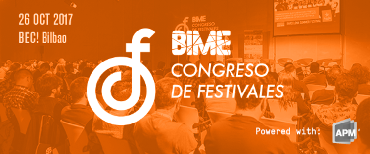 BIME Pro 2017 anuncia la IV Edición de su Congreso de Festivales