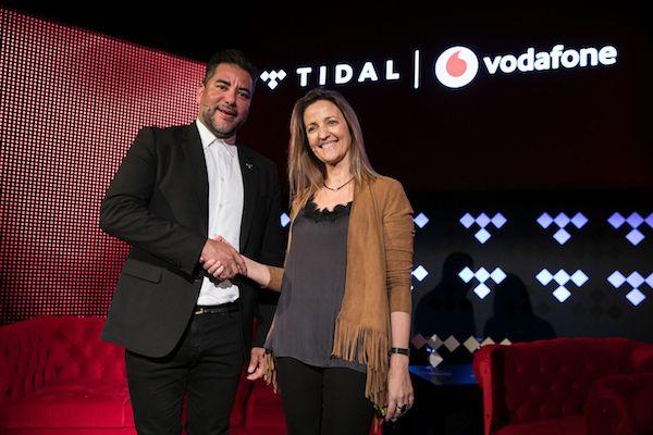 Tidal llega de forma oficial a España de la mano de Vodafone
