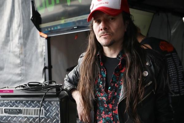 """Chucky García, programador y curador artístico de Rock al Parque: """"Creo que si una sociedad no cabe dentro de un festival, no va a caber dentro de un país nunca"""""""