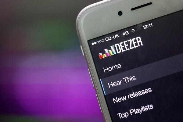 Deezer lanza servicio de streaming de alta resolución