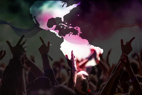 Arrancan las colaboraciones de Latinoamérica en IndustriaMusical.es