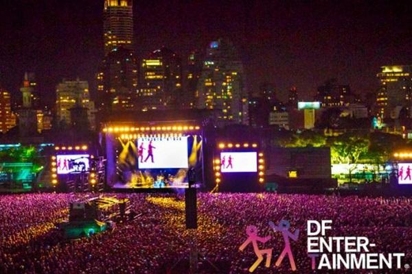 Live Nation adquiere la mayoría del accionariado de DF Entertainment