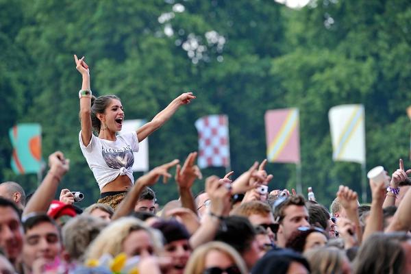 Suben los precios y baja la asistencia a los festivales europeos en 2018
