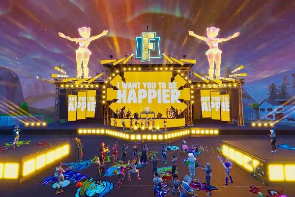 El impacto del concierto de Marshmello en Fortnite