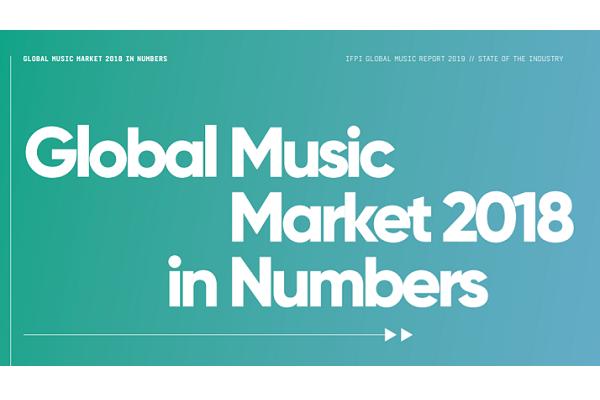 El mercado discográfico español cerró el ejercicio de 2018 con unos ingresos totales de 237,2 millones de euros, un 2,4% más que en 2017
