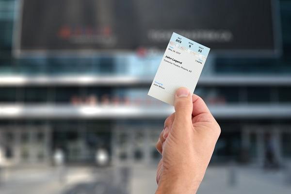 Ticketmaster apuesta por las entradas digitales para evitar el fraude y la falsificación
