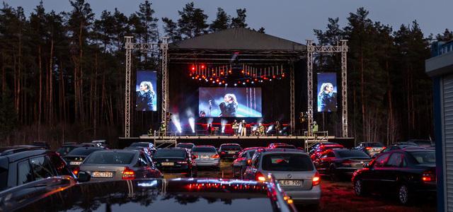 Los conciertos podrían no volver sino hasta 2022