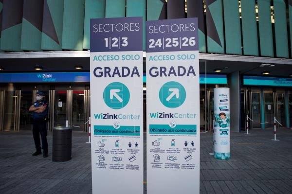 Wizink Center de Madrid fue el recinto con mayor asistencia del mundo en 2020