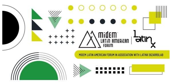 MIDEM anuncia Foro Latinoaméricano en asociación con LatinX de Bizarro Lab los días 11 y 12 de Marzo